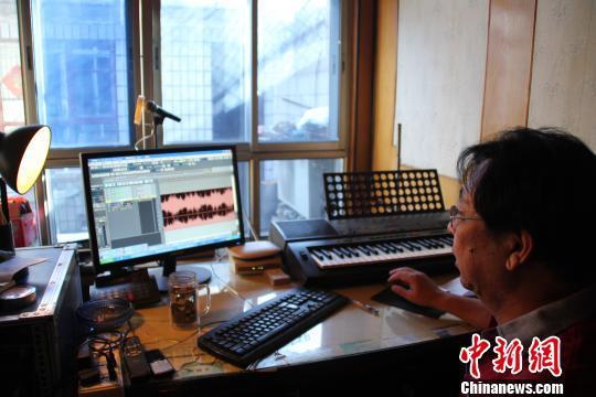 """音乐资讯_张家口""""农民音乐家""""奏响希望乐章 -- 张家口资讯网"""