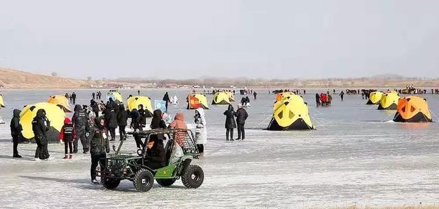 张家口这个春节可以来天鹅湖玩点新鲜的了